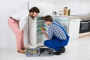 refrigerator repair Choctaw Oklahoma